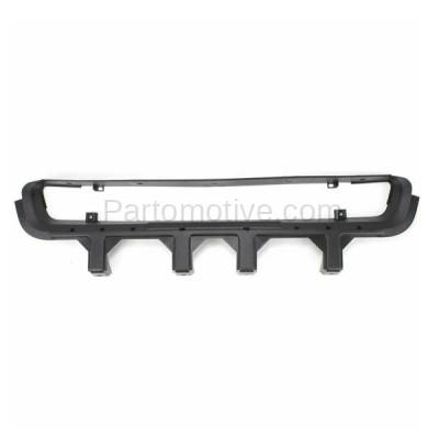 Aftermarket Replacement - GRL-1364C CAPA 04 05 06 F150 Pickup Truck Front Bumper Grill Grille Surround FO1036109