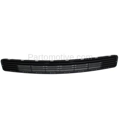 Aftermarket Replacement - GRL-2387C CAPA 10-11 Camry Hybrid Front Lower Bumper Grill Grille TO1036124 5311206100