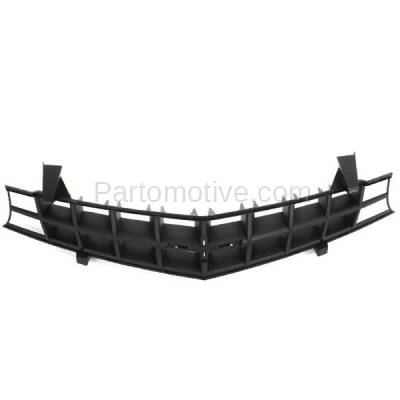 Aftermarket Replacement - GRL-1758C CAPA 10-13 Chevy Camaro Front Face Bar Grill Grille Black GM1200620 92243533