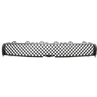 Aftermarket Replacement - GRL-1725C CAPA 05-09 Chevy Uplander Van Front Upper Grill Grille GM1200575 15184657
