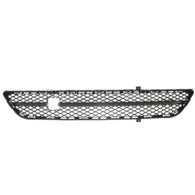 Aftermarket Replacement - GRL-1921C CAPA Front Lower Bumper Grill Grille IN1036100 622541NF1A For G-25/37 & Q-40