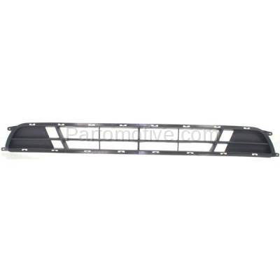 Aftermarket Replacement - GRL-1885C CAPA Front Lower Bumper Grill Grille HY1036111 865613K500 Fits 09-10 Sonata