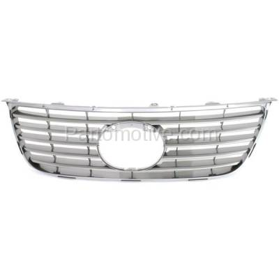 Aftermarket Replacement - GRL-2030C CAPA 07 08 09 ES-350 Front Grill Grille w/Radar Cruise LX1200126 5311133270