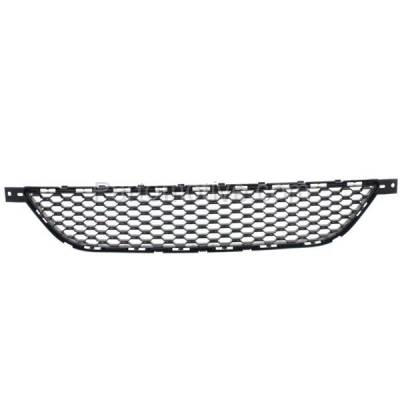 Aftermarket Replacement - GRL-1224C CAPA NEW 13 14 15 Dart Lower Front Bumper Cover Insert Face Bar Grill Grille