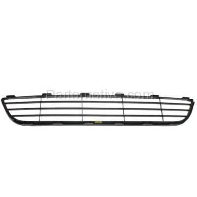 Aftermarket Replacement - GRL-2371C CAPA 07-08 Yaris Sedan Front Lower Bumper Grill Grille TO1036108 5311252240