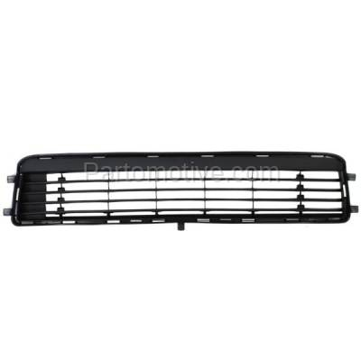 Aftermarket Replacement - GRL-2311C CAPA 11 12 13 tC Front Lower Bumper Grill Grille Black SC1036104 5311221050