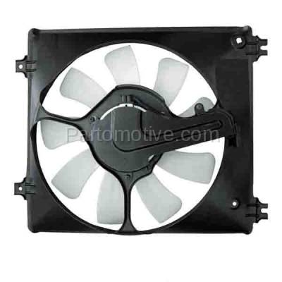 Aftermarket Replacement - FMA-1513 CONDENSER FAN ASSEMBLY FOR MODELS WITH 3.7L V6 AND AUTO TRANSMISSION AC3113111