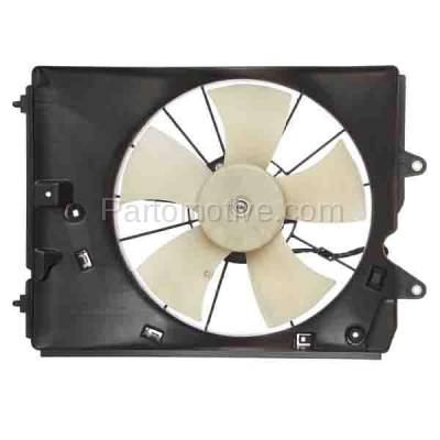 Aftermarket Replacement - FMA-1525 RADIATOR FAN ASSEMBLY AC3115117