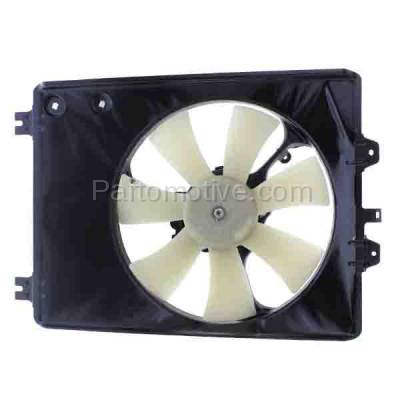 Aftermarket Replacement - FMA-1527 RADIATOR FAN ASSEMBLY AC3115119