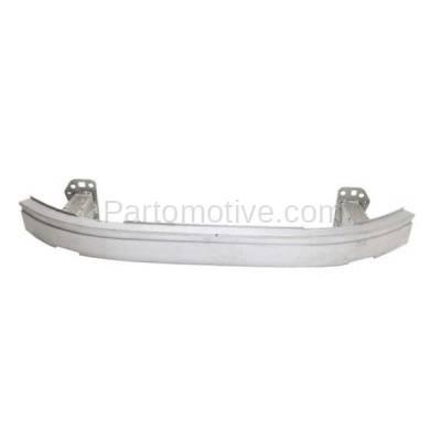 Aftermarket Replacement - BRF-1106FC 2013-2016 Dodge Dart (1.4 & 2.0 & 2.4 Liter Engine) (Sedan 4-Door) Front Bumper Impact Face Bar Crossmember Reinforcement Aluminum