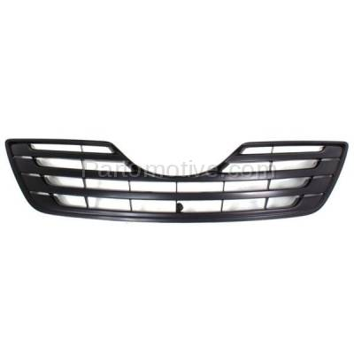 Aftermarket Replacement - GRL-2505C CAPA 07-09 Camry CE/LE Front Grill Grille Black Shell TO1200288 5311106090C0
