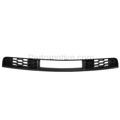 Aftermarket Replacement - GRL-1368C CAPA NEW 05-09 Mustang Base Front Bumper Grill Grille FO1036115 7R3Z17K945AB