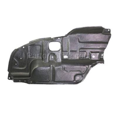 Aftermarket Replacement - ESS-1575RC CAPA For 02-06 Camry Front Engine Splash Shield Under Cover Guard Right Side