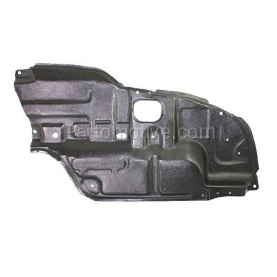 Aftermarket Replacement - ESS-1575LC CAPA For 02-06 Camry Front Engine Splash Shield Under Cover Guard Driver Side