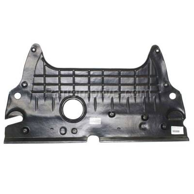 Aftermarket Replacement - ESS-1314C CAPA For Rear Engine Splash Shield Under Cover For 06-10 Sonata 2.4L 291203K250