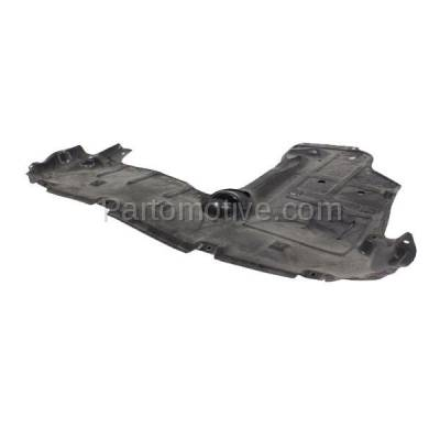 Aftermarket Replacement - ESS-1631C CAPA For 06-12 RAV4 Front Engine Splash Shield Under Cover Undercar 5141042050