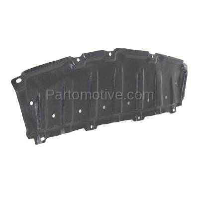Aftermarket Replacement - ESS-1617C CAPA For 04-09 Prius Center Engine Splash Shield Under Cover Guard 5144747010