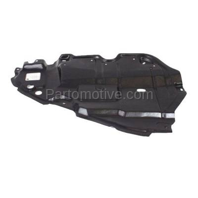 Aftermarket Replacement - ESS-1634RC CAPA For 07 08 09 Camry Engine Splash Shield Under Cover USA Built Right Side