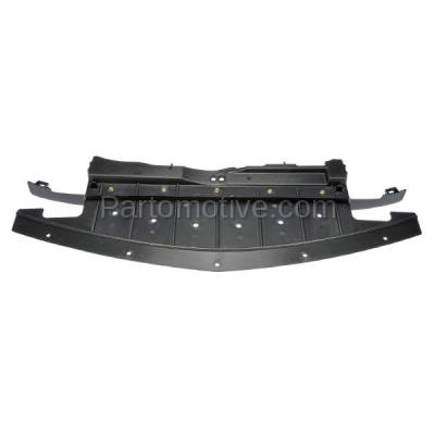 Aftermarket Replacement - ESS-1235C CAPA For 05-09 G6 Front Engine Splash Shield Under Cover Undercar 25995433 NEW