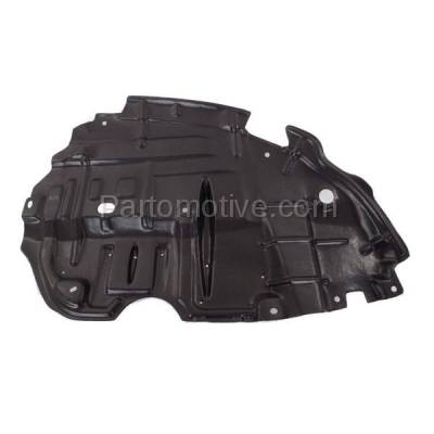 Aftermarket Replacement - ESS-1594RC CAPA For 13-15 Avalon Front Engine Splash Shield Under Cover RH Passenger Side
