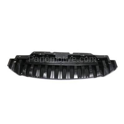 Aftermarket Replacement - ESS-1507C 2015-2019 Nissan Sentra (FE+S, Nismo, S, SL, SR, SR Turbo, SV) Front Forward Engine Under Cover Splash Shield Undercar Guard Plastic