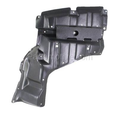 Aftermarket Replacement - ESS-1620RC CAPA For 04-09 Prius Front Engine Splash Shield Under Cover Guard RH Right Side