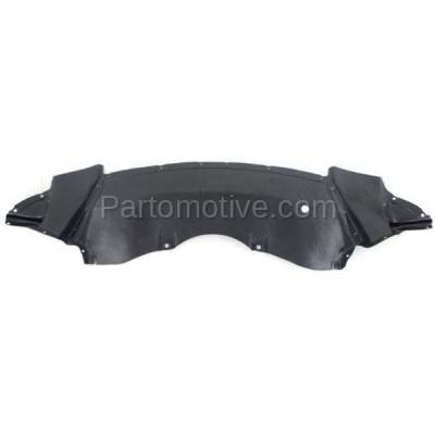 Aftermarket Replacement - ESS-1105C CAPA For 05-10 300/Charger AWD Front Engine Splash Shield Under Cover 4806175AE
