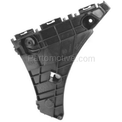 Aftermarket Replacement - FDS-1030RC CAPA For 14-17 Tundra Pickup Front Fender Brace Support Bracket Passenger Side