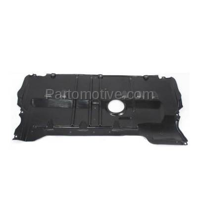 Aftermarket Replacement - ESS-1429C CAPA For 04-09 Mazda3, 06-10 Mazda5 Rear Engine Splash Shield Under Cover Guard