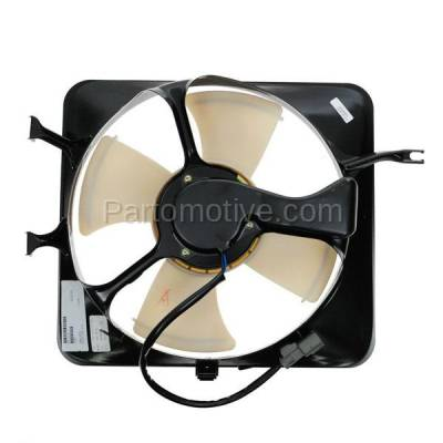 TYC - FMA-1007TY TYC 94 95 96 97 98 99 00 01 Acura Integra A/C Condenser Cooling Fan Motor Assy