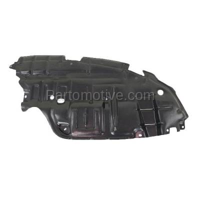 Aftermarket Replacement - ESS-1594LC CAPA For 13-15 Avalon Front Engine Splash Shield Under Cover Left Driver Side