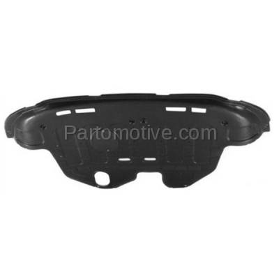 Aftermarket Replacement - ESS-1290C CAPA For Front Engine Splash Shield Under Cover Fits 10-13 Tucson 291102S000