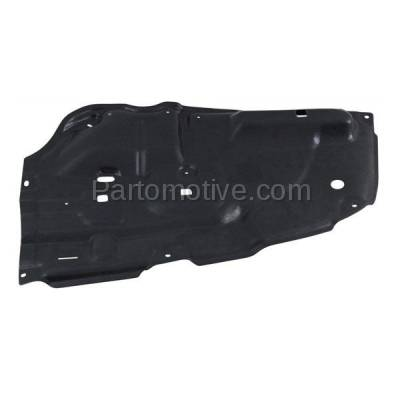Aftermarket Replacement - ESS-1611RC CAPA For 11-12 Avalon Front Engine Splash Shield Under Cover Guard Right Side