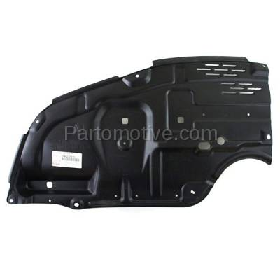 Aftermarket Replacement - ESS-1619LC CAPA For 05-10 Avalon Front Engine Splash Shield Under Cover Guard Driver Side