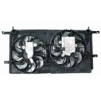 TYC - FMA-1058TY TYC Venture Aztek Montana w/o REAR AC Radiator Condenser Cooling Fan Motor Assy