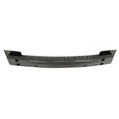 Aftermarket Replacement - BRF-1254FC 2005-2010 Pontiac G6 (Convertible, Coupe, Sedan) Front Bumper Impact Face Bar Crossmember Reinforcement Beam Primed Made of Steel