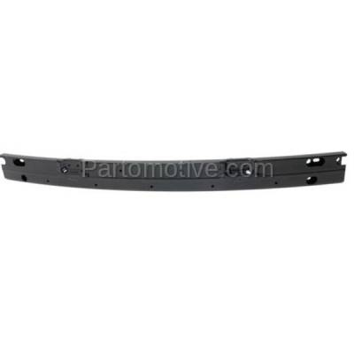 Aftermarket Replacement - BRF-1881RC 2013-2018 Toyota RAV4 (Sport Utility 4-Door) (excluding EV Model) Rear Bumper Impact Face Bar Crossmember Reinforcement Primed Steel