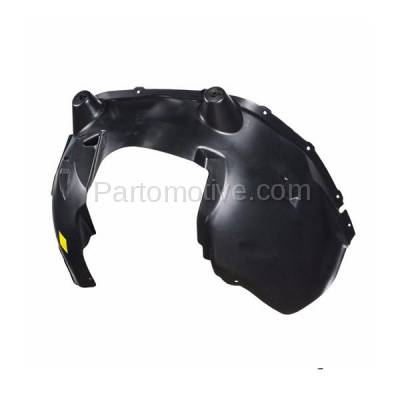 Aftermarket Replacement - IFD-1151R 06-10 Commander Front Splash Shield Inner Fender Liner Passenger Side CH1251129