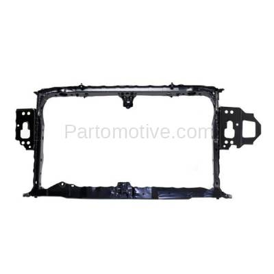 Aftermarket Replacement - RSP-1788 2015-2018 Toyota RAV4 (2.5 Liter Engine) (Models Made In North America) Front Center Radiator Support Core Assembly Primed Made of Steel