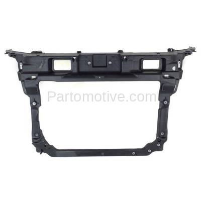 Aftermarket Replacement - RSP-1157 2012-2014 Ford Edge (Limited, SE, SEL) Sport Utility 4-Door (2.0L Turbo) Front Center Radiator Support Core Assembly Primed Plastic