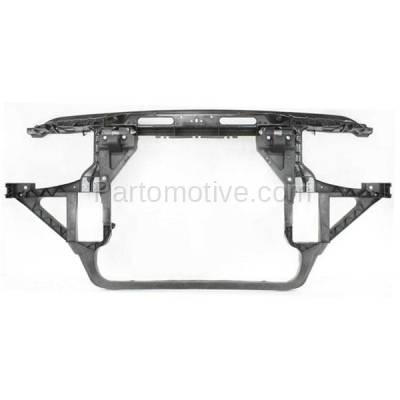Aftermarket Replacement - RSP-1058 2004-2010 BMW X3 (2.5i, 3.0i, xDrive28i, xDrive30i) E83 (2.5 & 3.0 Liter Engine) Front Center Radiator Support Core Assembly Primed Made of Plastic