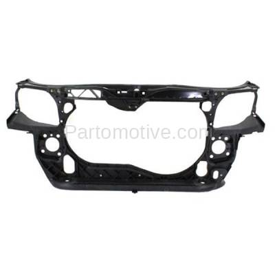 Aftermarket Replacement - RSP-1016 2005-2009 Audi A4/A4 Quattro (Convertible, Sedan, Wagon) 2.0L Front Center Radiator Support Core Assembly Primed Made of Plastic & Steel