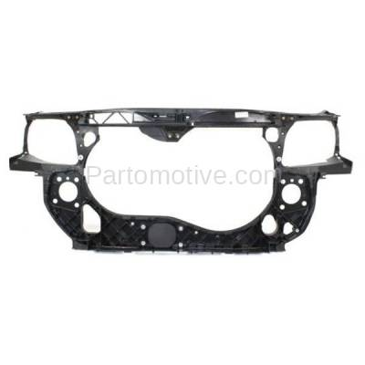 Aftermarket Replacement - RSP-1018 2005-2008 Audi A4 & 2005-2009 A4 Quattro (Avant, Base, Cabriolet) 3.2 Liter V6 Front Center Radiator Support Core Assembly Plastic