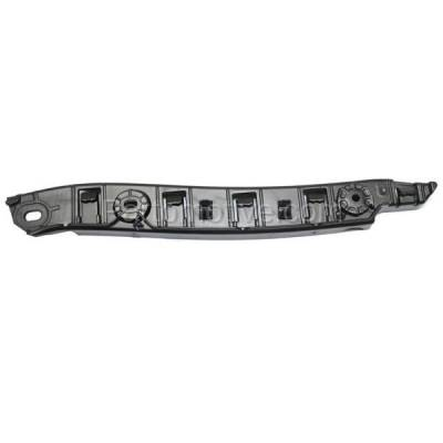 Aftermarket Replacement - BBK-1048L 2015-2017 Chrysler 200 Sedan 4-Door Front Bumper Face Bar Retainer Mounting Brace Bracket Made of Plastic Left Driver Side