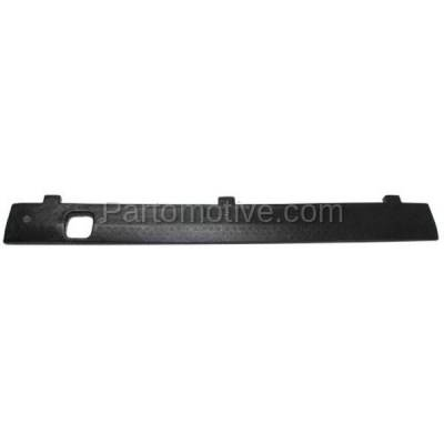 Aftermarket Replacement - ABS-1376R 10-14 Legacy Rear Bumper Face Bar Impact Energy Absorber SU1170110 57705AJ01A