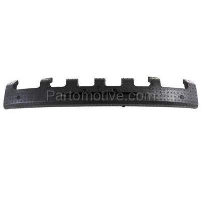 Aftermarket Replacement - ABS-1387F 03-04 Corolla Sedan Front Bumper Face Bar Impact Absorber TO1070127 5261102070
