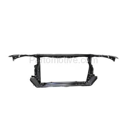 Aftermarket Replacement - RSP-1730 2002-2006 Toyota Camry (Base, LE, SE, XLE) Sedan 4-Door (2.4 & 3.0 Liter Engine) Front Center Radiator Support Core Assembly Primed Steel