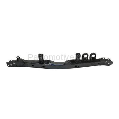 Aftermarket Replacement - RSP-1605 2011-2017 Nissan Juke (Nismo, Nismo RS, S, SL, SV) 1.6L Front Radiator Support Upper Crossmember Tie Bar Panel Primed Steel