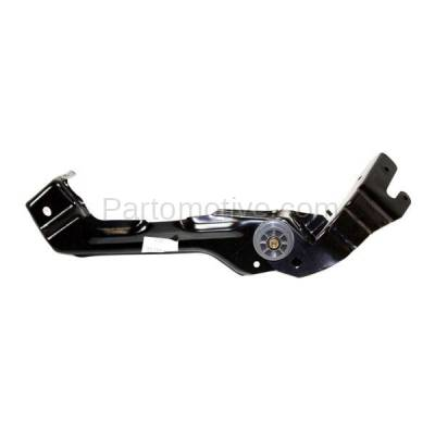 Aftermarket Replacement - RSP-1525R 2003-2009 Mercedes-Benz E-Class (Sedan & Wagon 4-Door) Front Radiator Support Outer Side Bracket Brace Panel Right Passenger Side