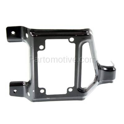 Aftermarket Replacement - RSP-1527 2010-2011 Mercedes-Benz E-Class (with Distronic Cruise Control) Front Radiator Support Center Hood Latch Lock Support Bracket Panel